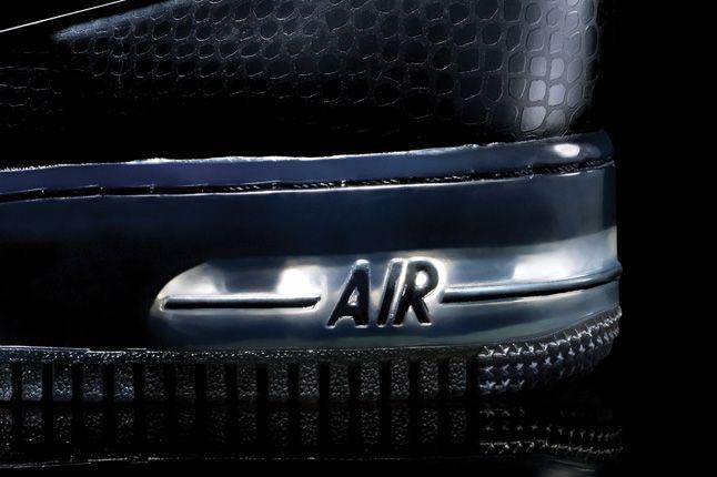 Nike Air Force 1 Foamposite Yots Bubble Detail 1