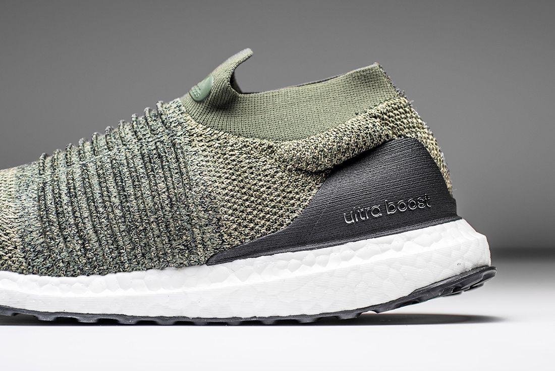 Adidas Ultraboost Laceless Olive Sneaker Freaker 1