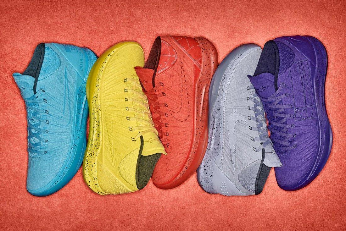 Nike Kobe Ad Colour Psychology 11
