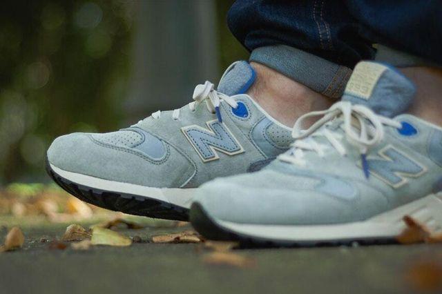 New Balance 999 Baby Blue 1