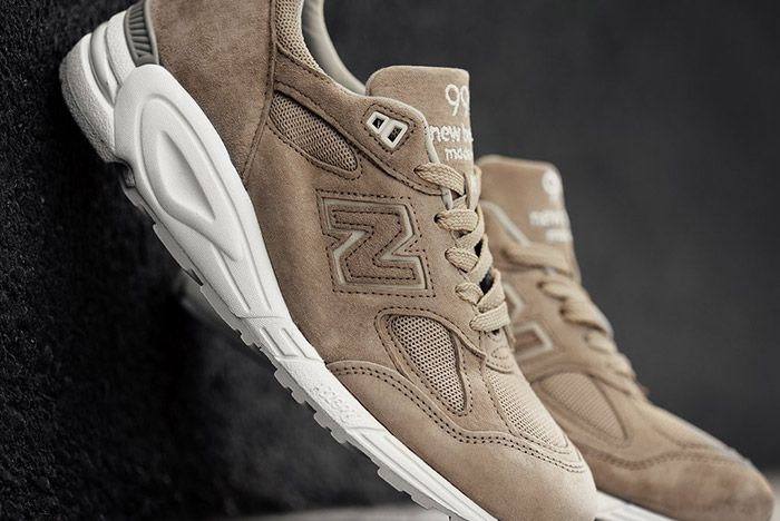 New Balance 990 V2 Winter Peaks Tan Brown 2