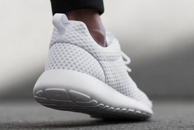 Nike Roshe Run Breeze Whitewolf Grey 1