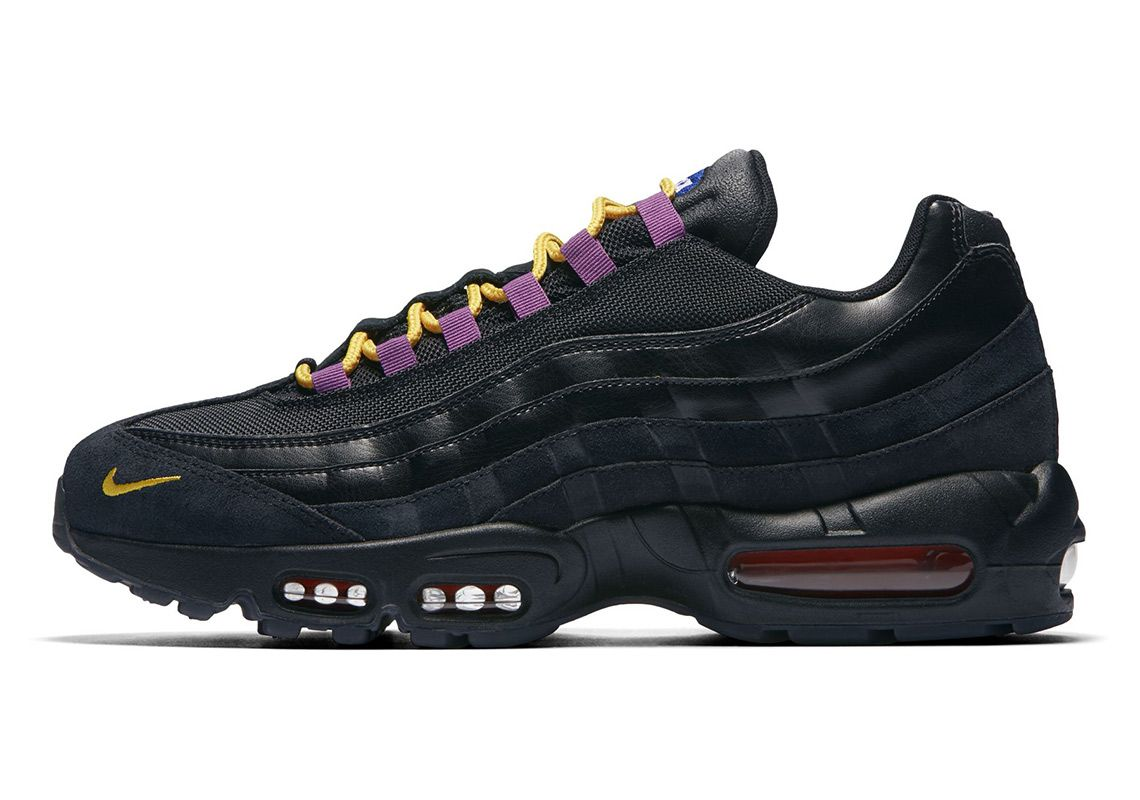 Nike Air Max 95 LA vs NYC Left