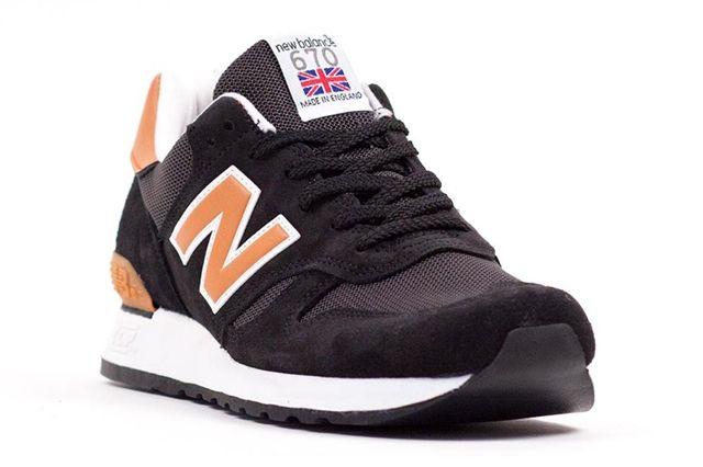 New Balance Made In England M670 Sko 4