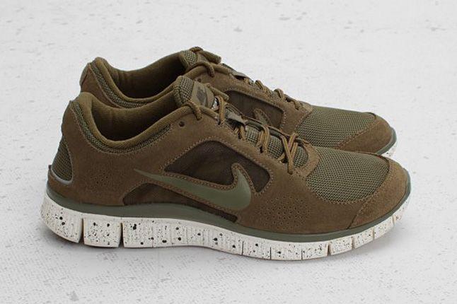 Nike Free Run 3 Iguana Sail Cargo Khaki 01 1