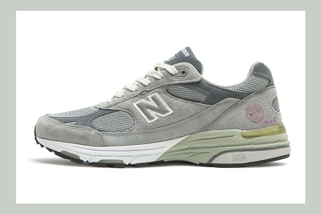 History Of New Balance 993 1