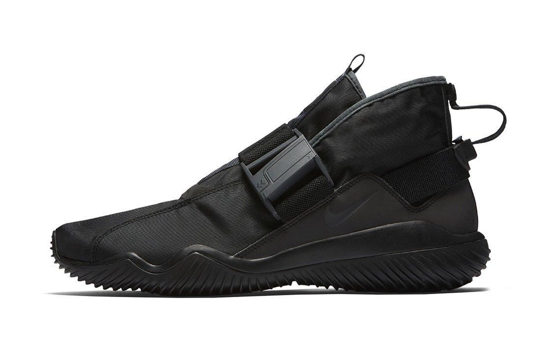 Nike Kmtr Black Anthracite 4