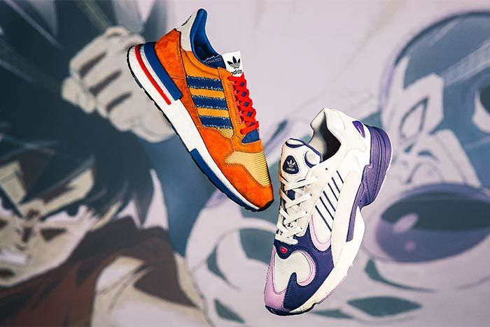 Adidas Pack Dragonball Z D97046 D97048 Yung 1 Zx500 Son Goku Frieza Freezer 1