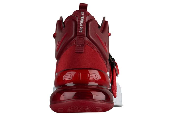 Nike Air Force 270 Red 2