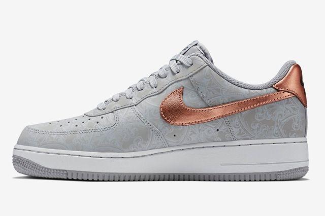 Nike Air Force 1 Lv8 White Grey Bronze 04