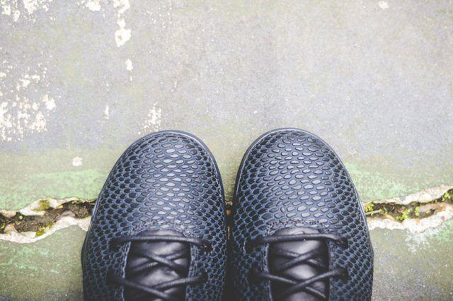 Nike Kobe 9 Krm Ext Jet Black 2