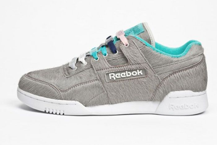 Patta X Reebok Workout 25Th Anniversary Lateral Side