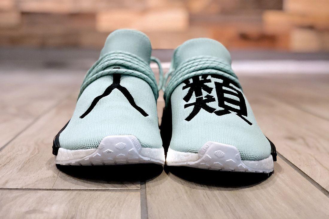 Pharrell X Adidas Hu Nmd Sample Sneaker Freaker 3