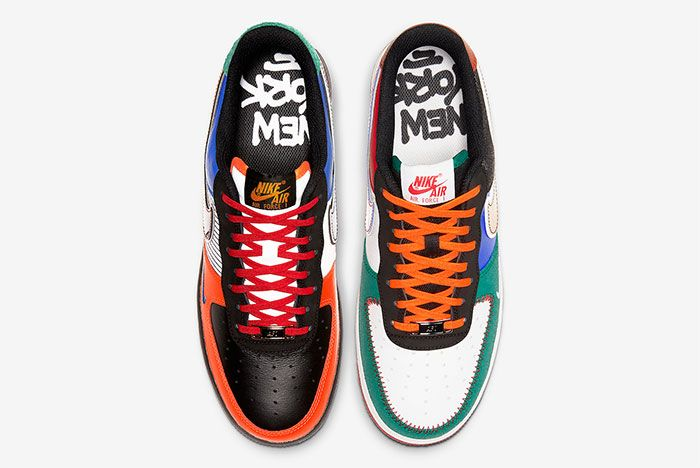 Nike Air Force 1 Low What The Nyc Top