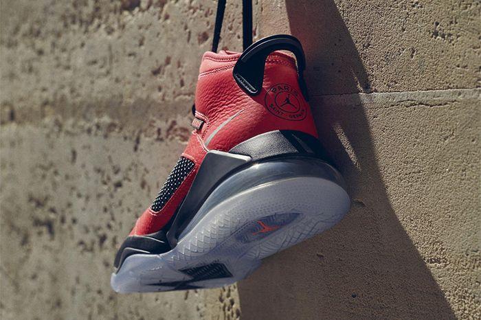Psg Jordan Mars 270 Official Release Date Hero Heel