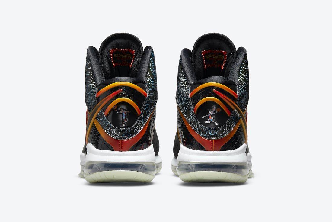 Nike LeBron 8 'Space Jam'