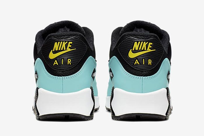 Air Max 90 Nike One Time Only Inspired Aj1285 0243 Heel