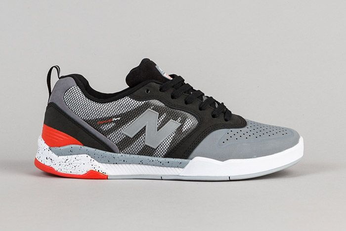 New Balance Numeric 868 Grey Black 1