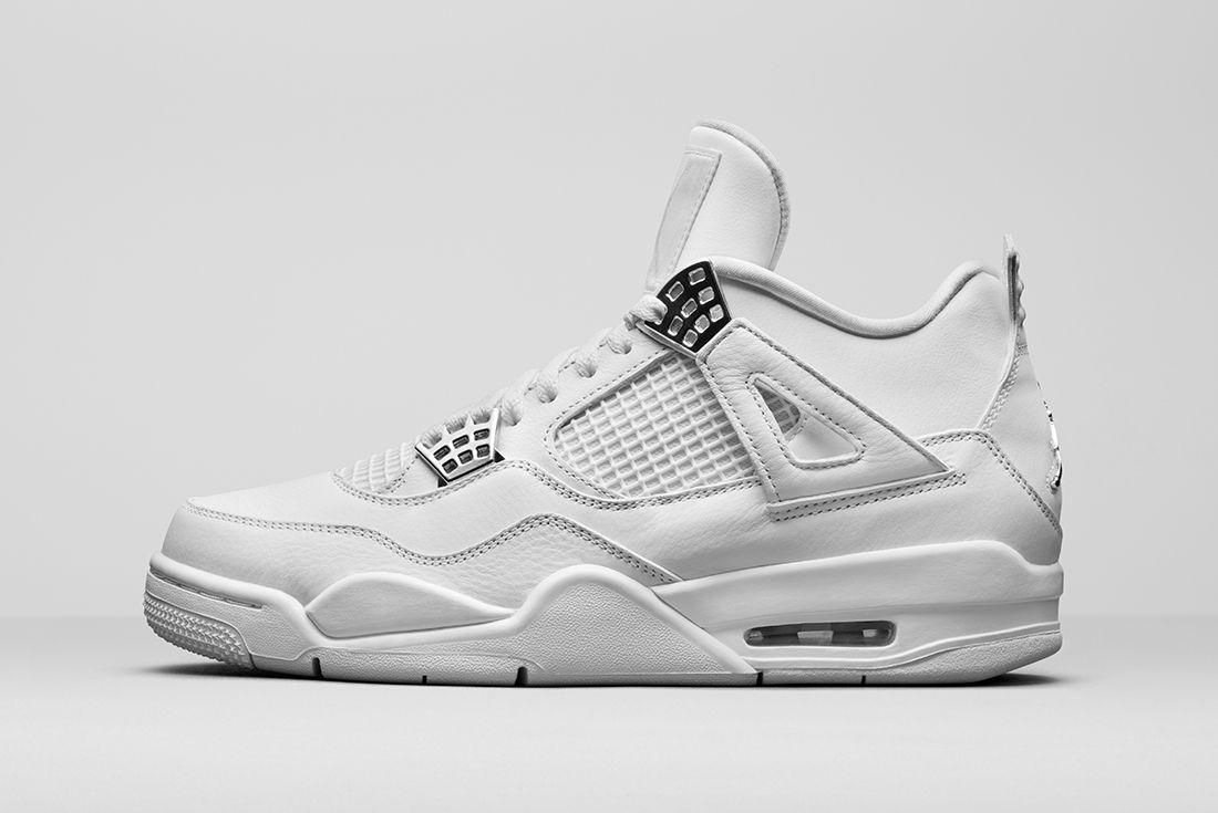 Air Jordan 4 Pure Money11