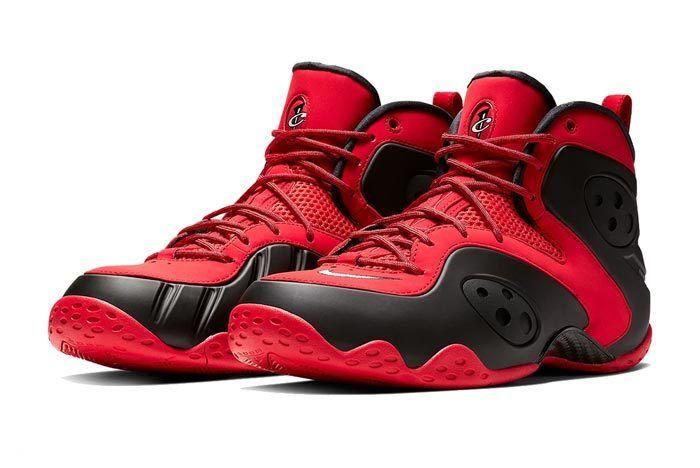 Nike Zoom Rookie University Red 2