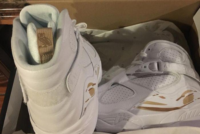 Jordan Brand To Release Ovo Air Jordan 8 Colab In 2018
