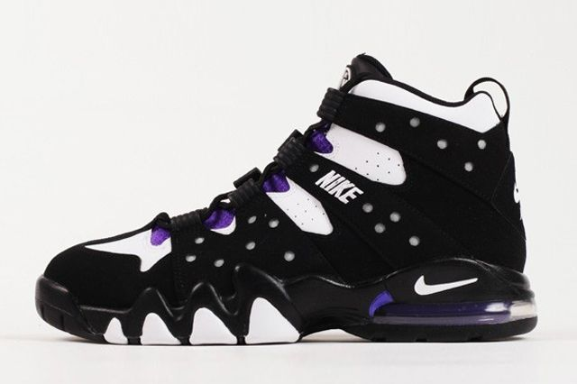 Nike Air Max Cb2 94 Black Purple 1