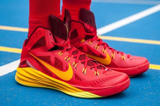 Nike Hyperdunk 2014 Foot Locker Red 3