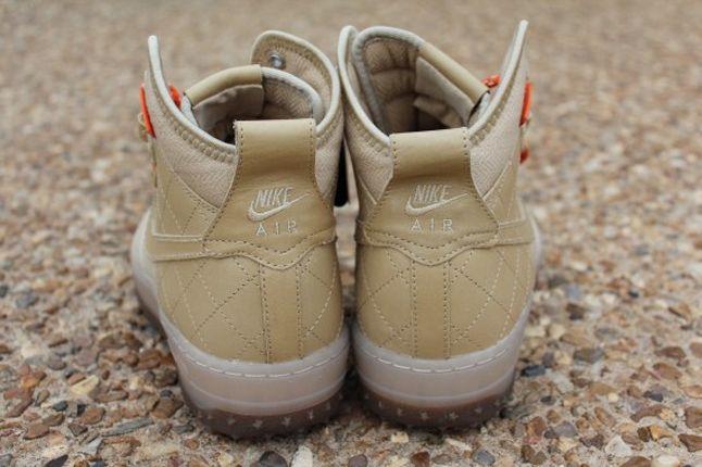 Nike Air Force 1 Duckboot Grain Heel 1