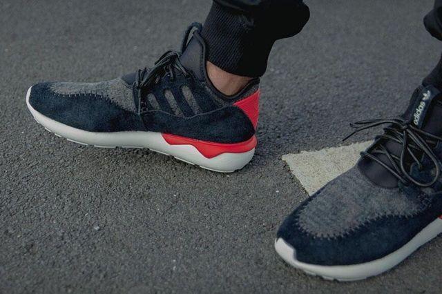 Adidas Tubular Moc Runner Tomato 6