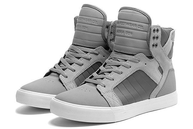 Supra Skytop Cool Grey 5 1