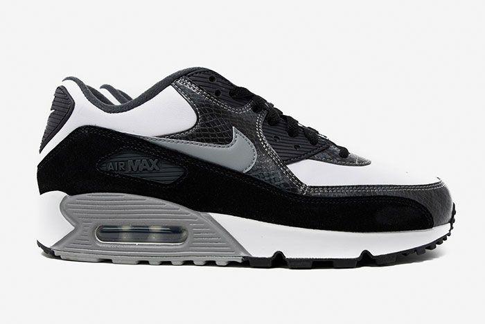 Nike Air Max 90 Qs Python Cd0916 100 Lateral