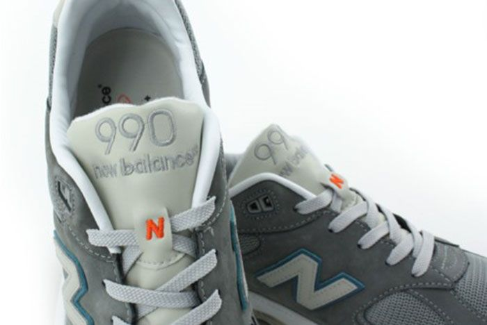 New Balance 990 Ex Beams Tongue