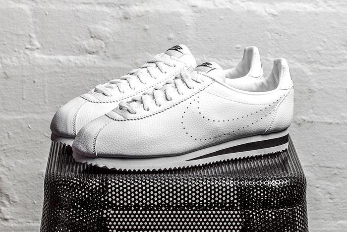Nike Cortex Classic Leather White 1