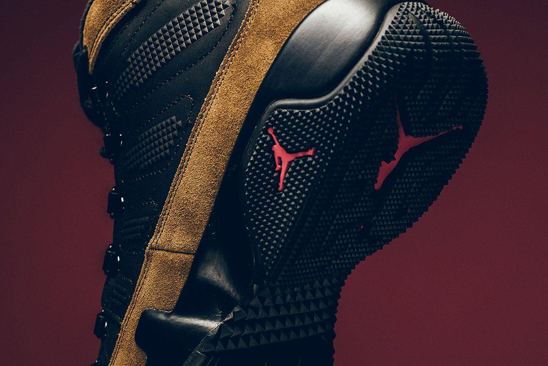 A Closer Look At The Air Jordan 9 Boot Nrg Olive3