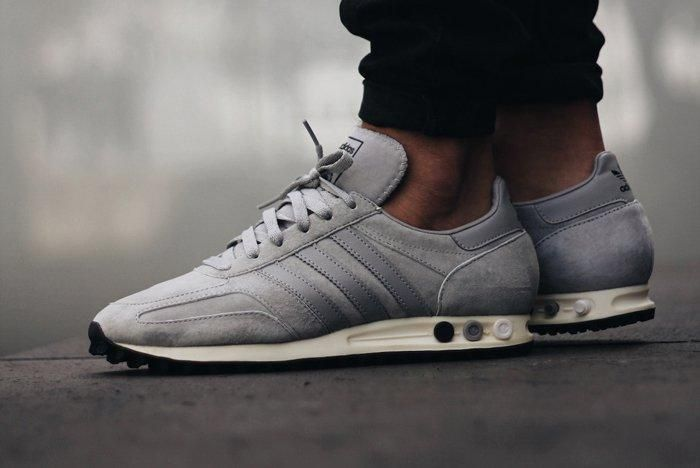 Adidas La Trainer Og Solid Grey