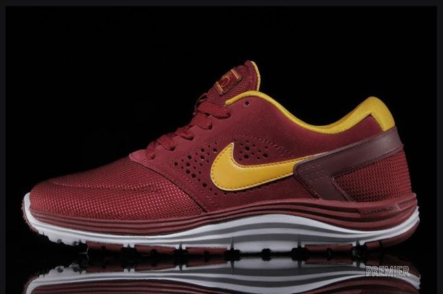 Nike Lunar Rod Team Red 6