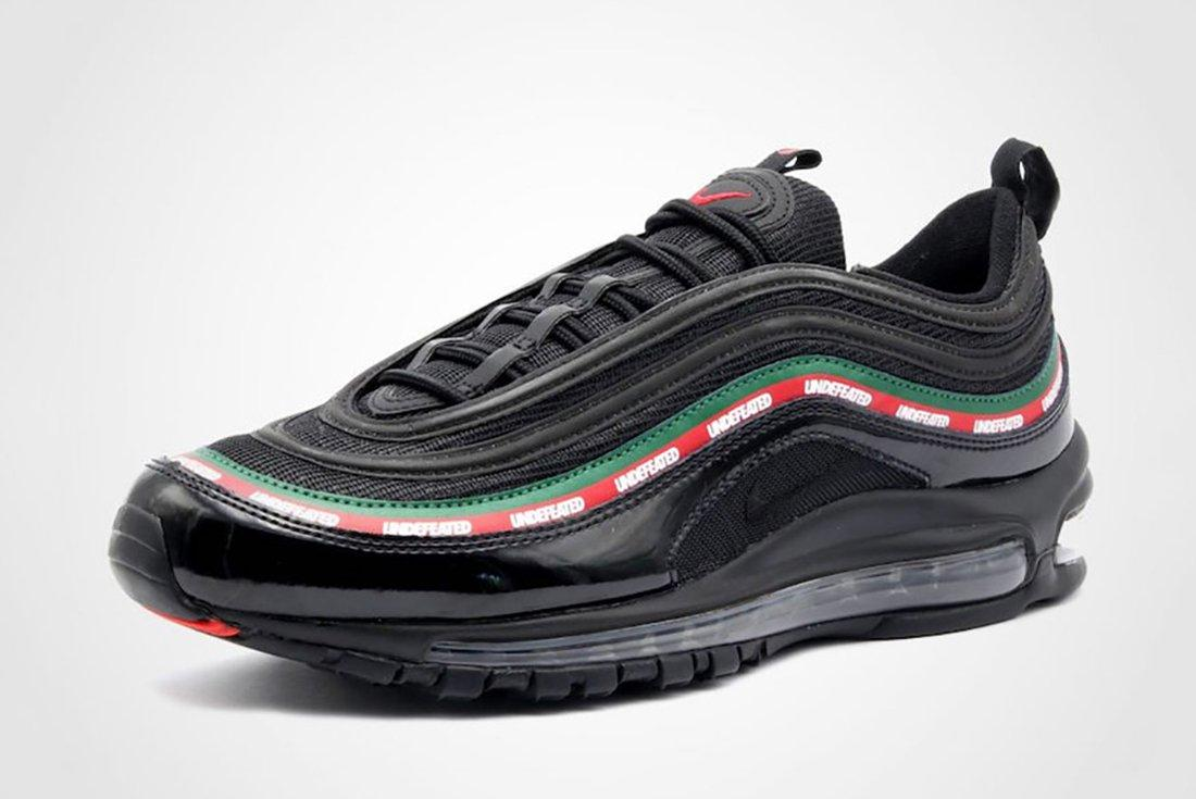 Undefeated X Nike Air Max 97 8