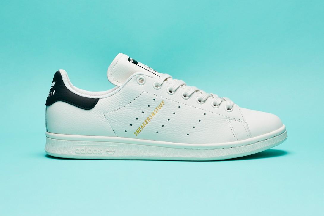 sneakersnstuff adidas stan smith consortium
