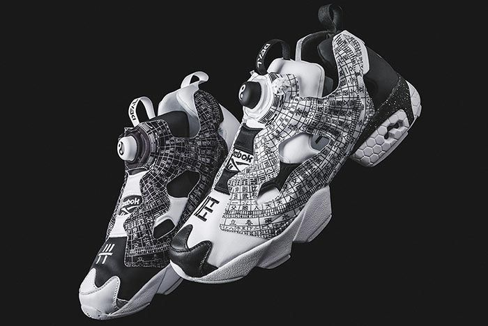 Deal Reebok Instapump Fury Left Side Shot