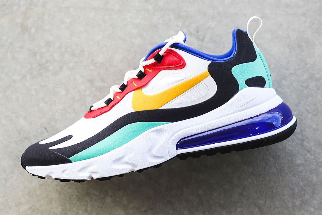 Nike Air Max 270 React Jd Sports Australia Pack12