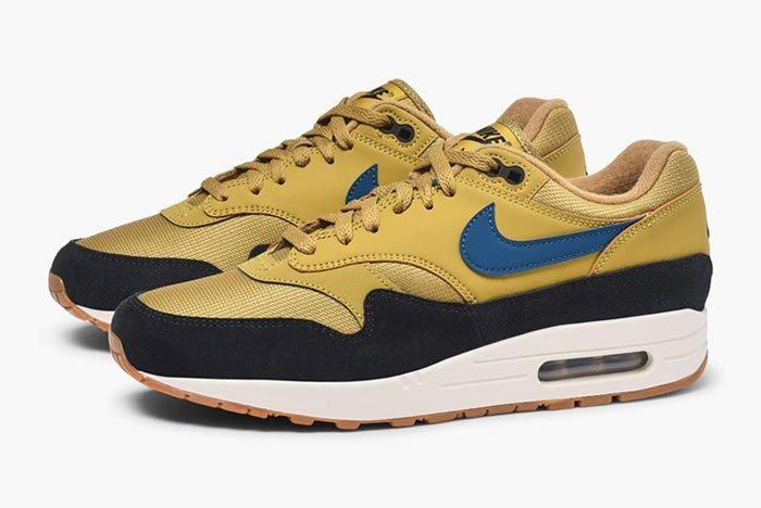 Nike Air Max 1 Golden Moss Release Date 3