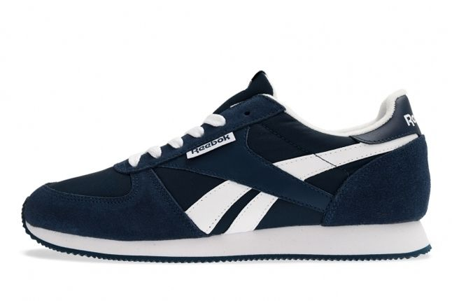 Reebok Royal Classic Navy White 1