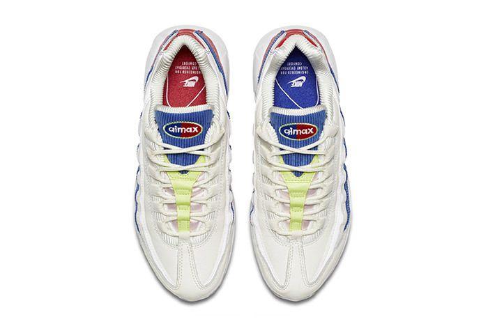 Nike Colour Pack Air Max 95 4