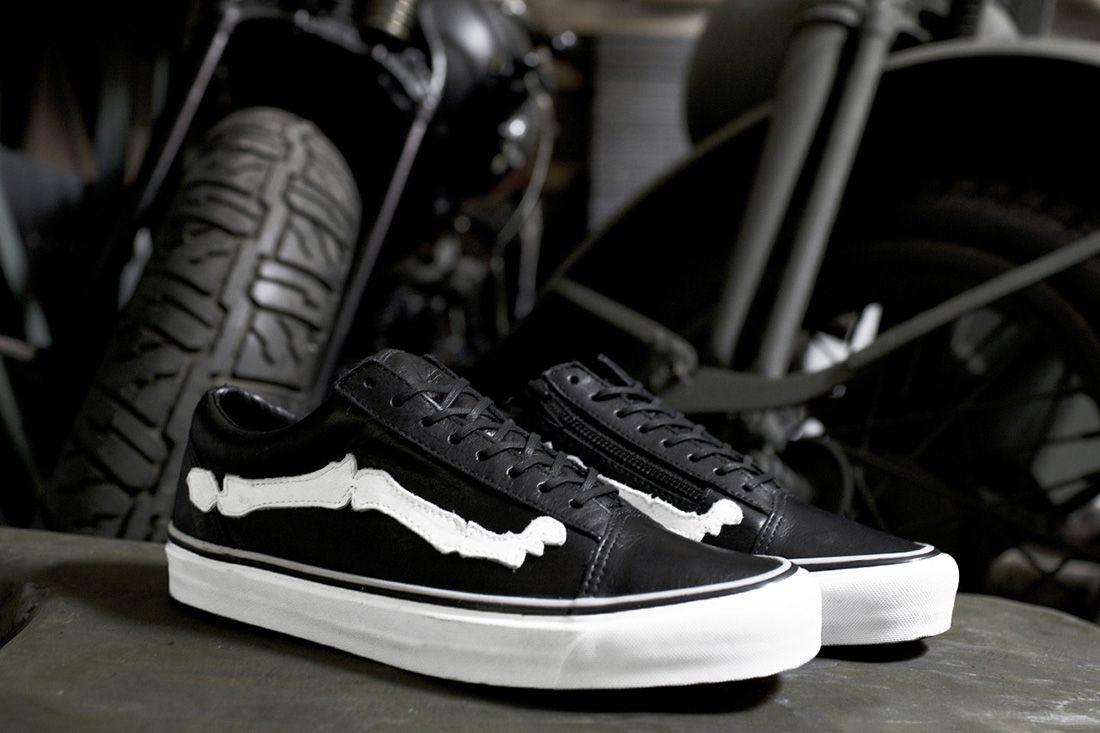 Blends Bones Zip 2014 Vans Old Skool Best Ever Feature