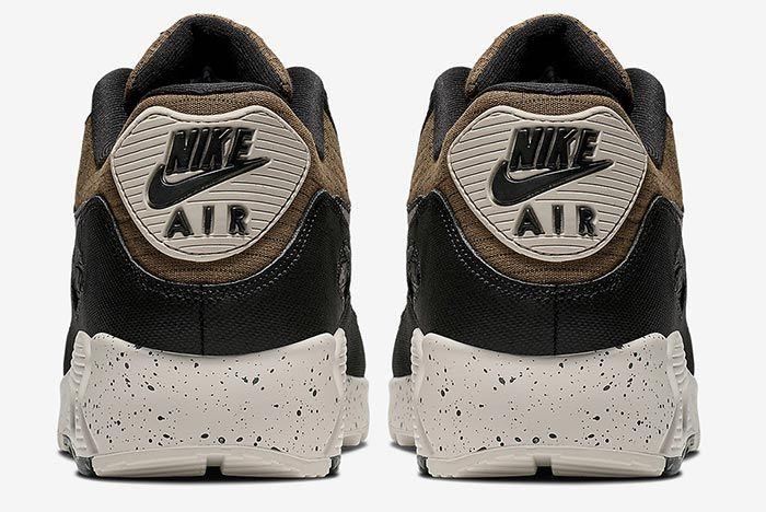 Nike Air Max 90 Black Olive 1