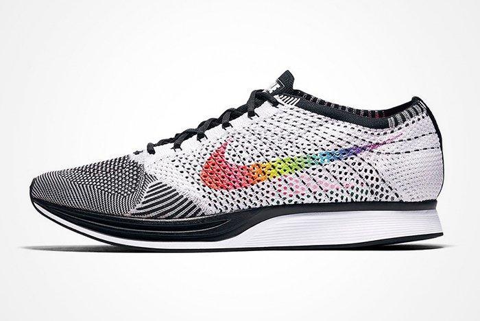 Nike Flyknit Racer Be Truefeature