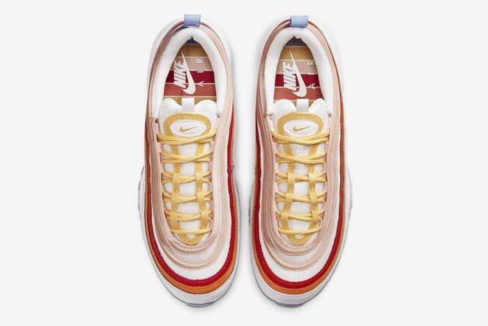 Nike Air Max 97 Peach Top