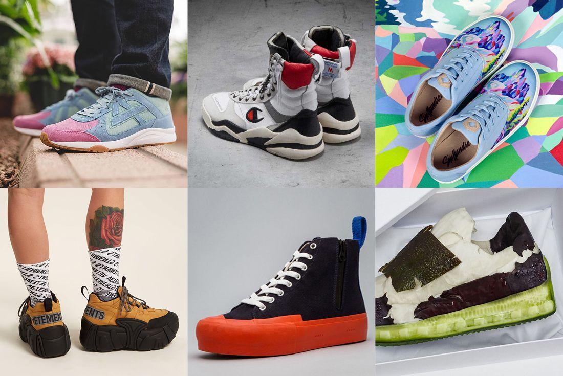 7 Underground Sneaker Brands Header