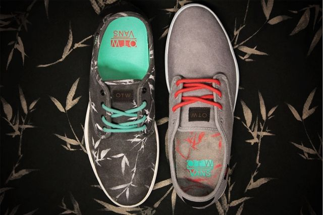 Vans Otw Collection Bamboo Pack Holiday 2013