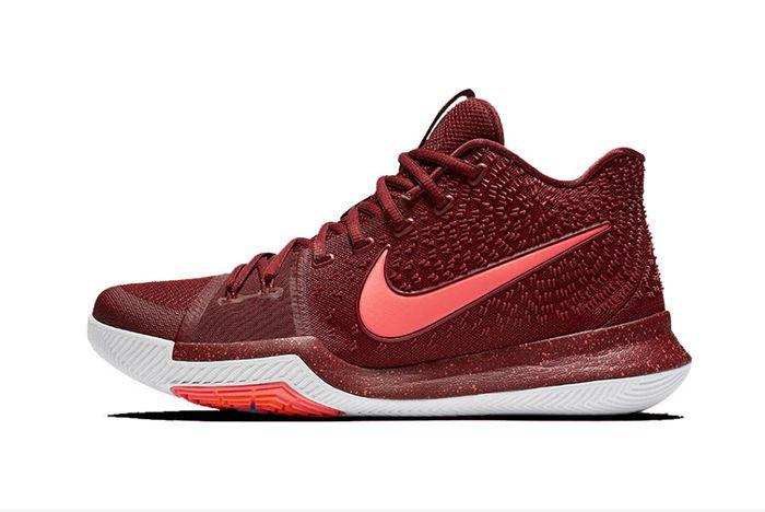 Nike Kyrie 3 Team Red